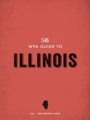 cover image of The WPA Guide to Illinois
